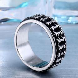 Prsten - Řetěz na motorku