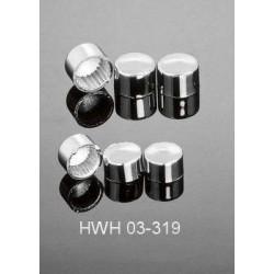 HIGHWAY HAWK Čepička M5 (krytka) na imbus 10 ks