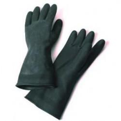 Latexové ochranné rukavice