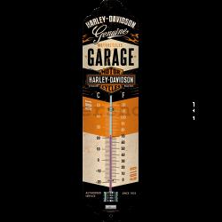 Teploměr Harley Davidson Garage