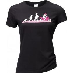Dámské tričko Biker Evolution