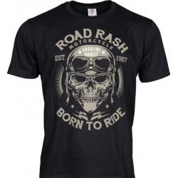 Pánské tričko Road Rash