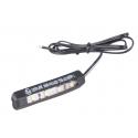 Osětlení registrační značky LED