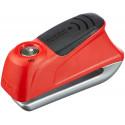Zámek na kotoučovou brzdu 5 mm Abus Trigger 345 RED