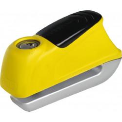 Zámek na kotoučovou brzdu 10 mm Abus Trigger 350 Žlutý