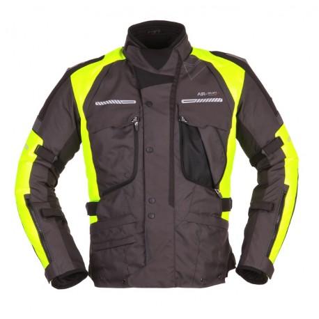 Textilní moto bunda Modeka Westport reflexní