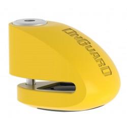 Zámek ONGUARD diskový s alarmem pin 6 mm