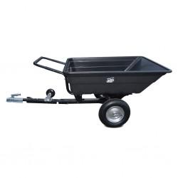 Multifunkční vozík za čtyřkolku Shark GARDEN 150 - černý