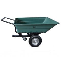 Multifunkční vozík za čtyřkolku Shark GARDEN 150 - zelený