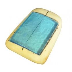 Gelová vložka do sedadla velká 25x20x1,5 cm