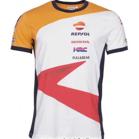 Tričko Honda Replica Repsol