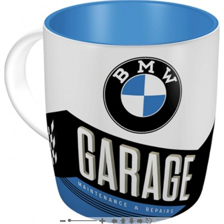 Hrnek BMW Garage