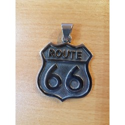 Přívěsek na krk Route 66