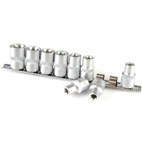 9-dílná sada nástrčných klíčů Rothewald