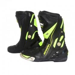 Kožené boty Spark Silverstone
