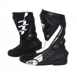 Kožené boty Spark Mugelo