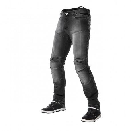 Pánské textilní kalhoty pámské City Nomad černé