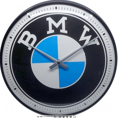 Retro hodiny BMW