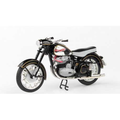Jawa 500 OHC (1956) 1:18 - Černá