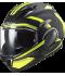 Helma LS2 FF900 VALIANT II REVO MATT BLACK H-V YELLOW