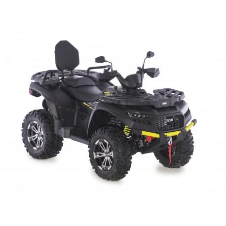 TGB ATV Blade 1000LTX, LED, EPS, E4, EFI, 4x4, 14 EDITION, černá