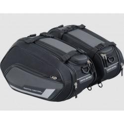 Boční textilní tašky Moto Detail