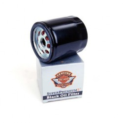 Olejový filtr super premium černý Harley Davidson