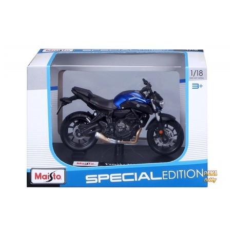2018 Yamaha MT07