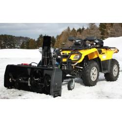 """BERCOMAC profesionální sněžná fréza 54"""" (138 cm) včetně adaptéru"""