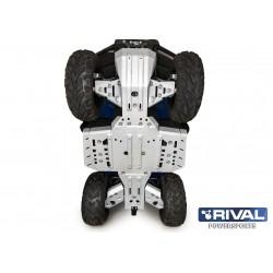 Ochranný kryt podvozku Gladiator X450/520 - krátké verze