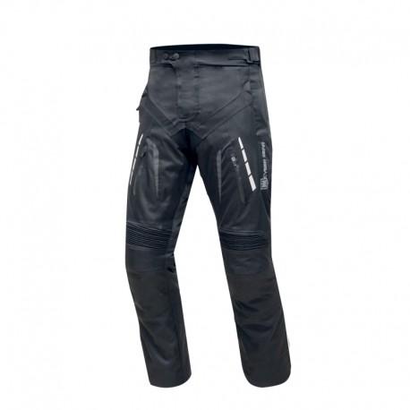 Pánské textilní moto kalhoty Cyber Gear Strada, černé