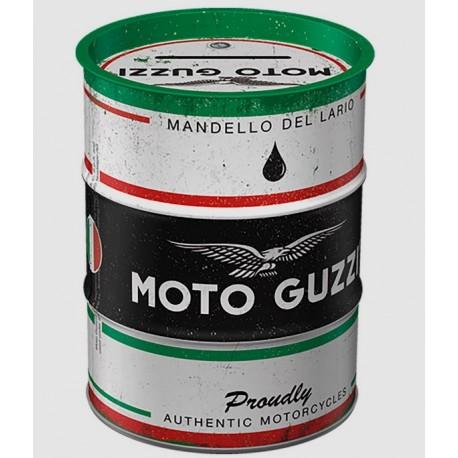 Pokladnička Moto Guzzi