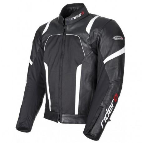 Kožená sportovní bunda Ridero