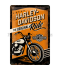Plechová cedule – Harley-Davidson 30x20 cm