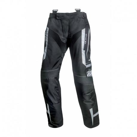 Pánské textilní moto kalhoty SPARK MIZZEN EVO, šedé