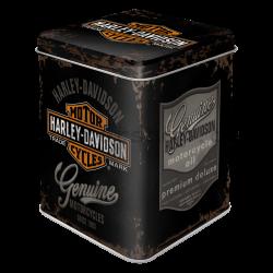 Dóza na čaj - Harley-Davidson Genuine