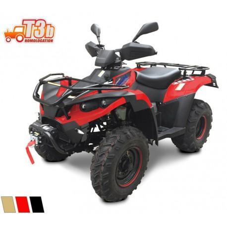 Linhai ATV 300cc 4x4 SR, T3 - traktor