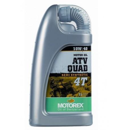 Olej MOTOREX ATV Quad 4T 10W-40 1 l