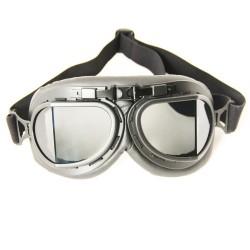 Brýle Old School Black černé/čiré