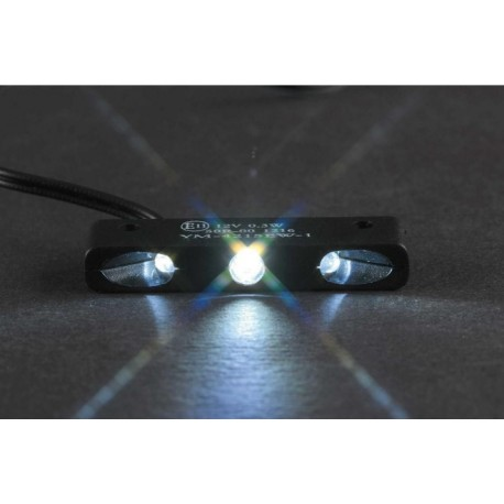 LED moto osvětlení SPZ II.