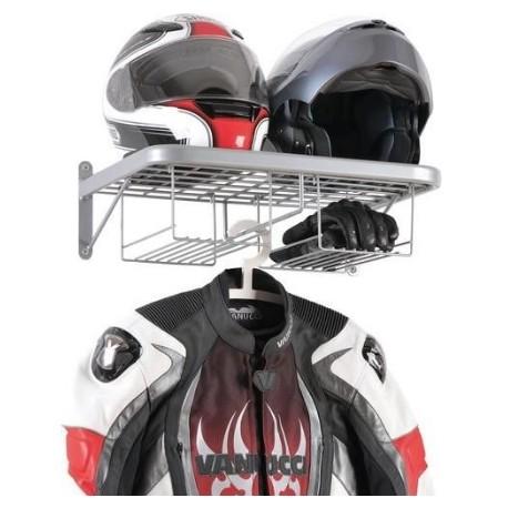 Věšák na helmy a oblečení pro motorkáře od Louis a42d7286f1