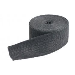 Omotávka na výfuk černá - šířka 50 mm