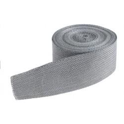 Omotávka na výfuk antracitová (šedá) - šířka 50 mm