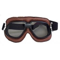 Brýle old school brown