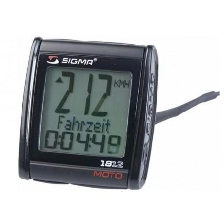 Digitální tachometr Sigma Moto MC 18.12