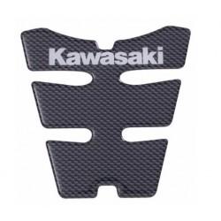 Tankpad carbon Kawasaki