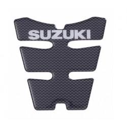 Tankpad carbon Suzuki