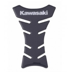 Velký tankpad carbon Kawasaki