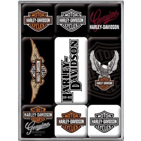Set magnetek Harley Davidson