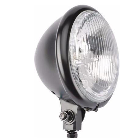 Světlo Bates chrom optic H4 uni moto